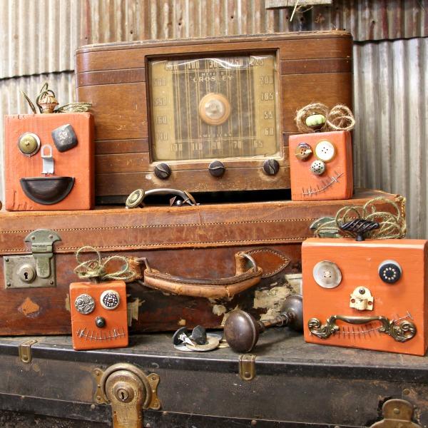 Junk Drawer Pumpkins