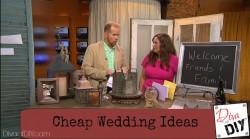Cheap Wedding Ideas