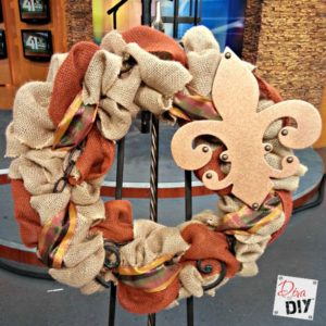 Burlap Wreath: How to Create Your Own Wreath for Any Season