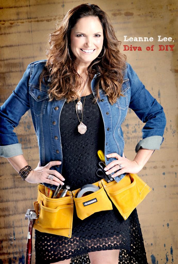 Leanne Lee Diva of DIY