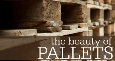 Do it yourself Pallet Table