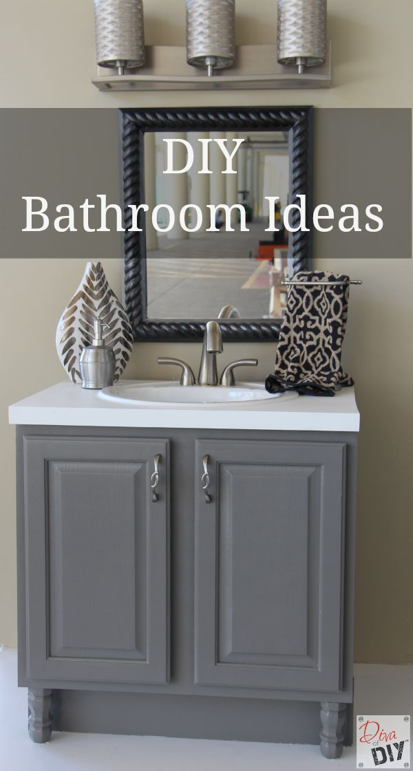 bathroom updates ideas 4 diy bathroom ideas that are and easy l of diy 10582