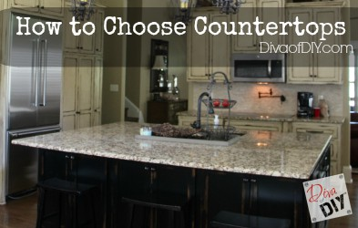 How to Choose Countertops