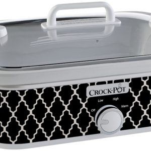 This crockpot is perfect for set it and forget it casseroles in the crockpot
