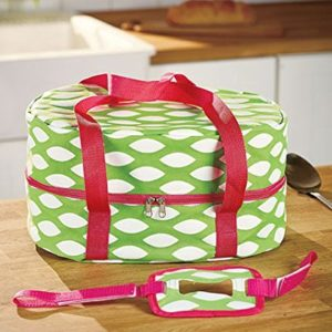 Attractive crock pot carrying case