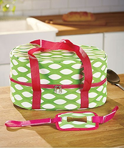 Crock Pot Carrier Attractive Carrying Case