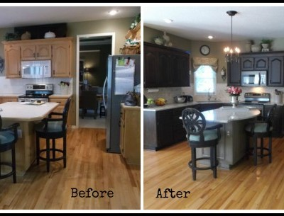 Kitchen Makeover (As Seen on The List)