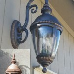 outdoor lighting makeover