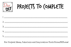 4x6ProjectstoCompletePrintable