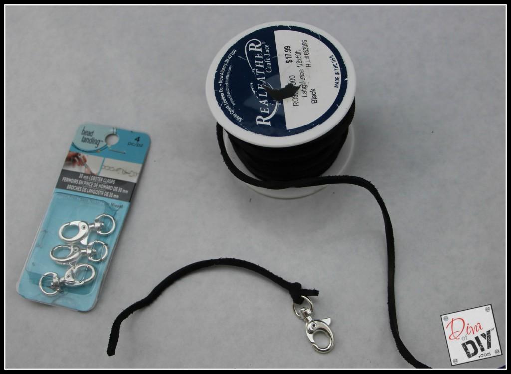 DIY Backpack clip pic 2