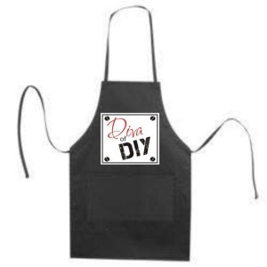 Diva of DIY Apron
