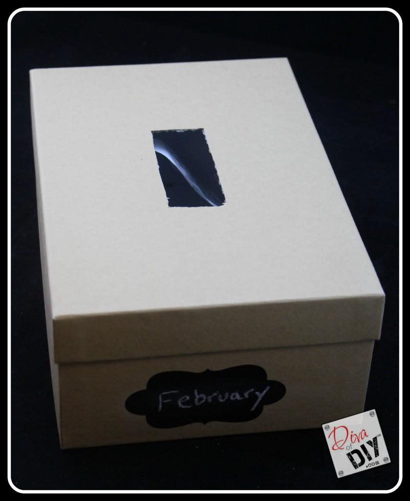 Easy Receipt Box pic 5