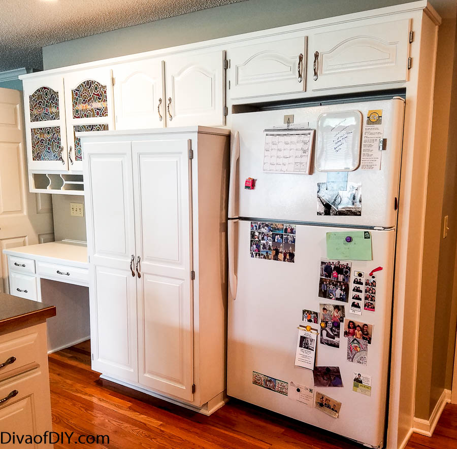 Oak Cabinet Makeover How To Paint Like A Professional 24
