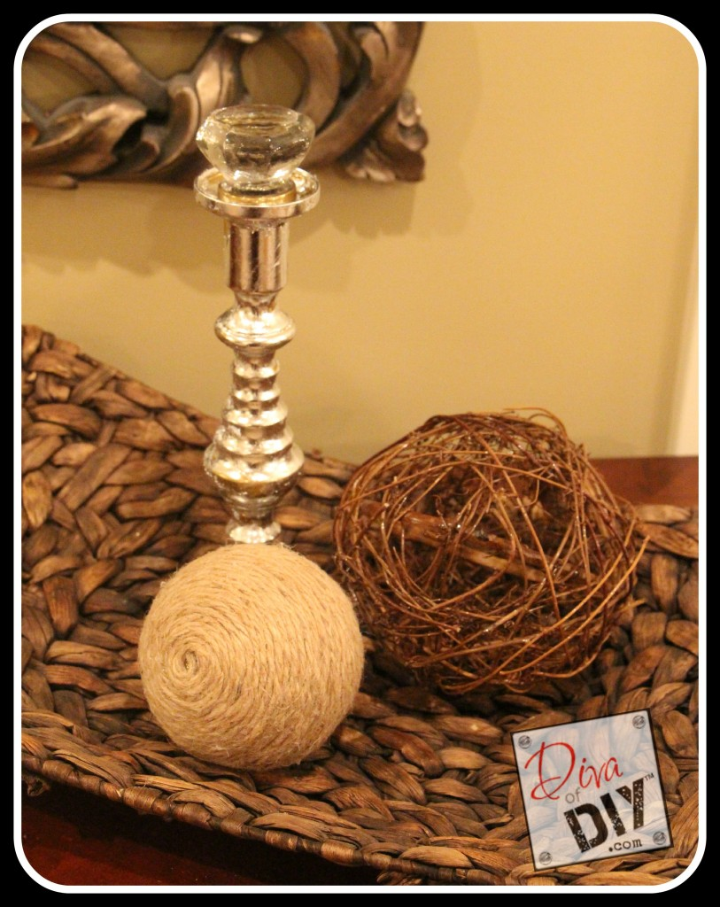 Thrift store finds brass candlestick silver leafing pic 5