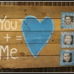 What's not to like about a pallet wood sign? If you're looking for a reclaimed barn wood look this sign is perfect! Great as a gift or personal decor.
