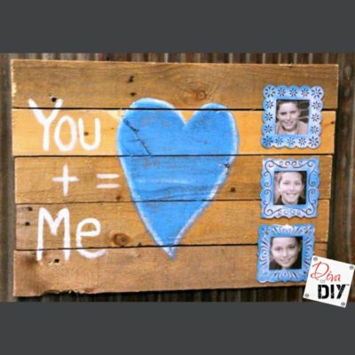 How to Make a Pallet Wood Sign for a Thoughtful Gift