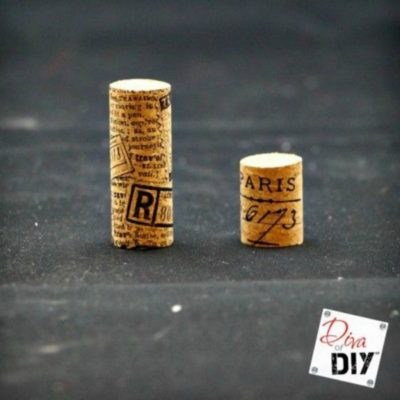Easy and Creative Way to Personalize your Wine Corks