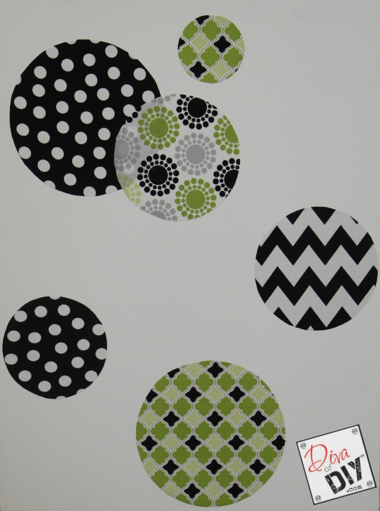 fabric wall decals finished pic 1