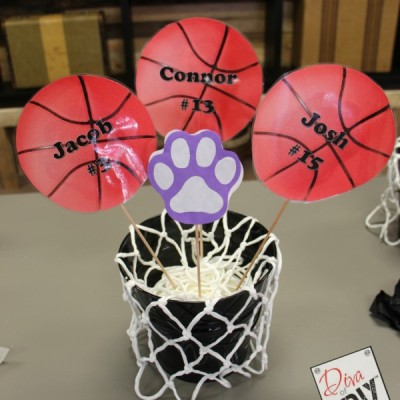 Host a Party With A Basketball Theme!