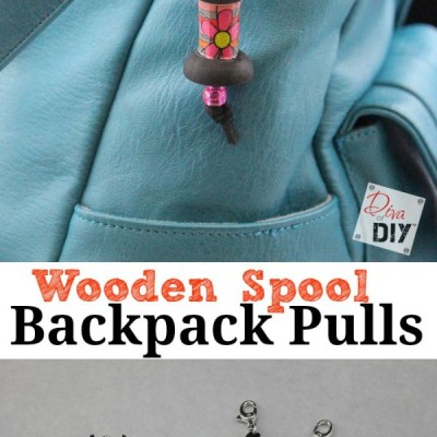 Kids Craft | Backpack Clips