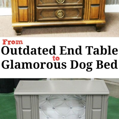 How to Make a Unique Dog Bed For Small Breeds