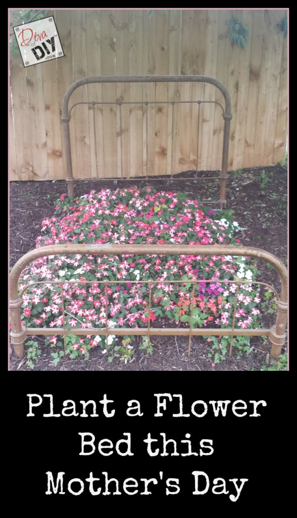 flower bed feature pic