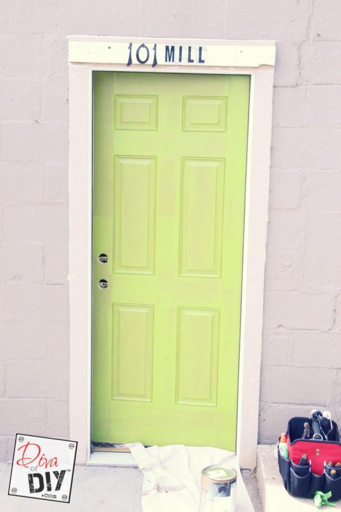 Transform Your Front Door With Modern Masters Front Door