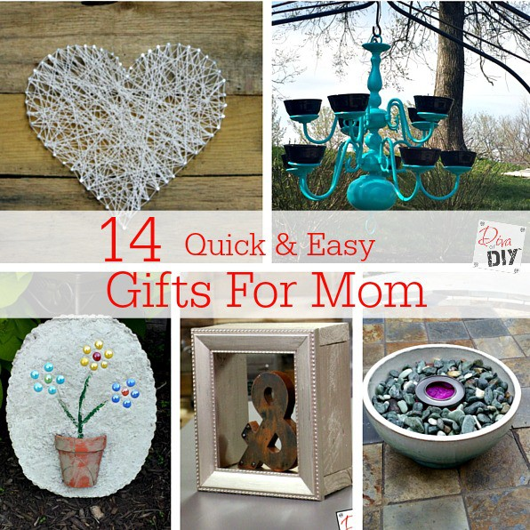 Thoughtful Diy Christmas Gifts: Mother's Day Gifts: 14 Thoughtful DIY Gifts For Mom