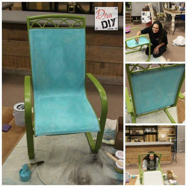 Update Your Tired Patio Furniture, What Is Chalk Paint For Outdoor Furniture