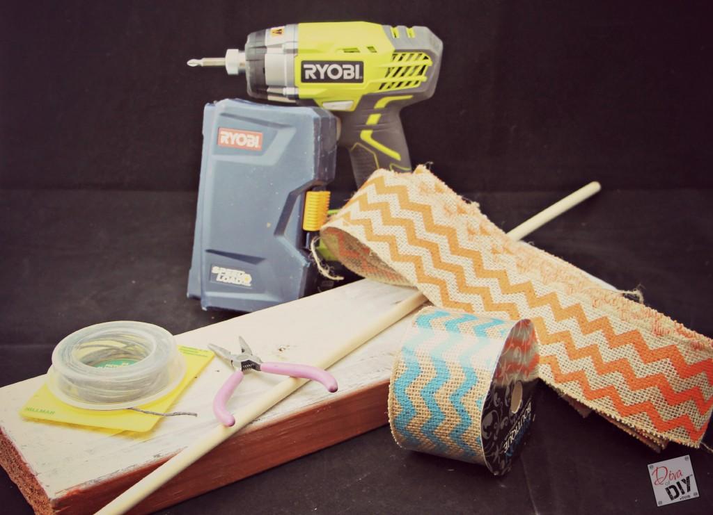 Bow maker supplies