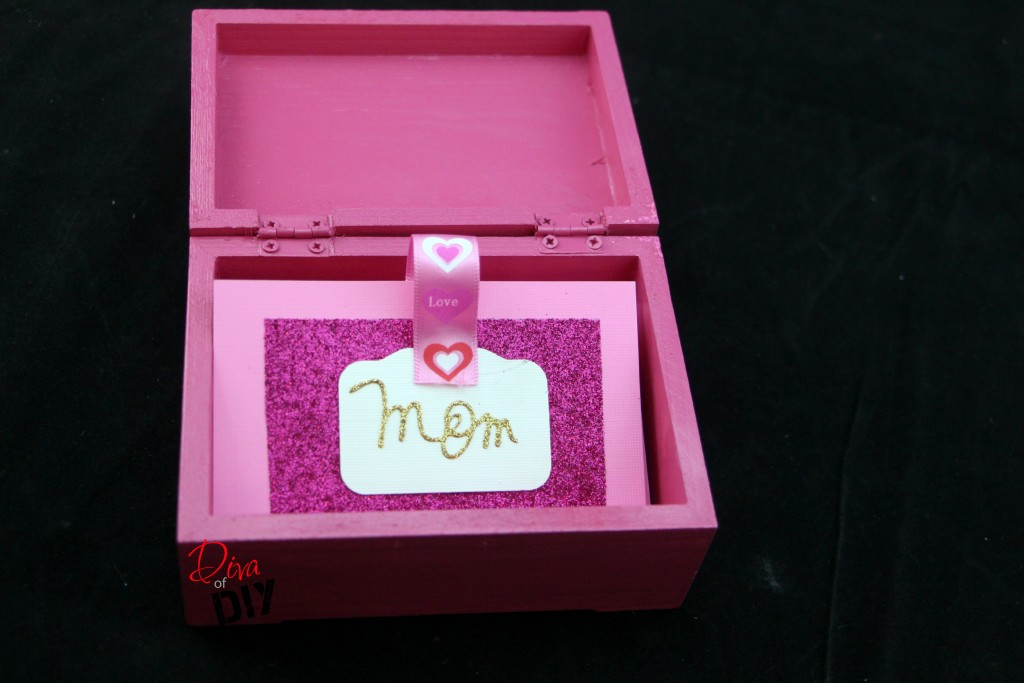 Mothers Day Coupon Box 4
