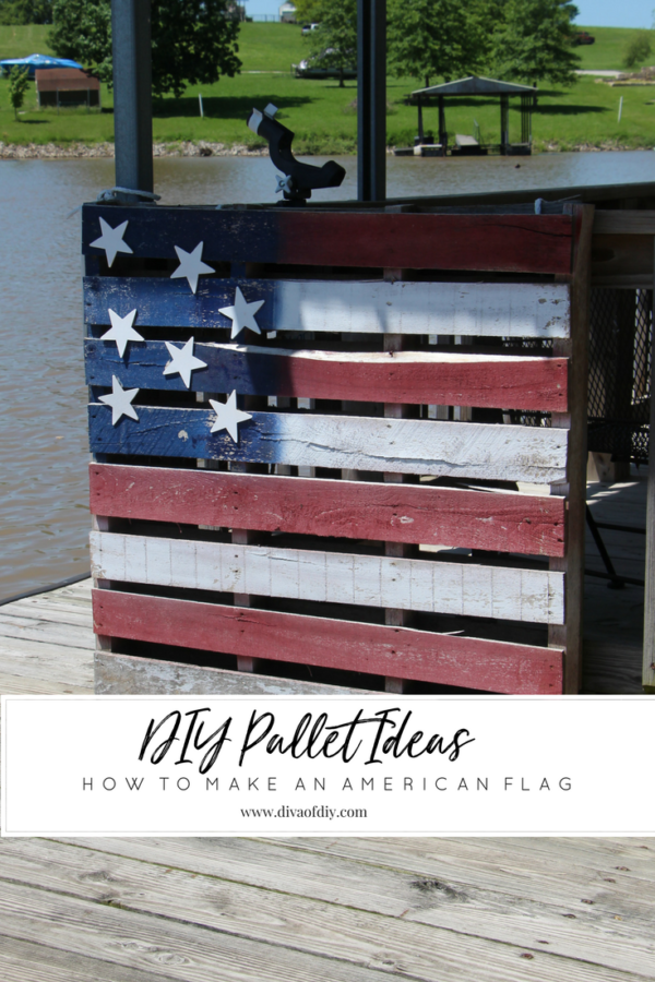 Diy Pallet Ideas Make An Easy And Inexpensive American