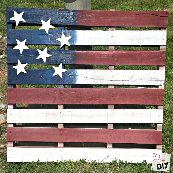 How To Make 5 Unique July 4th Diy Decorations Diva Of Diy