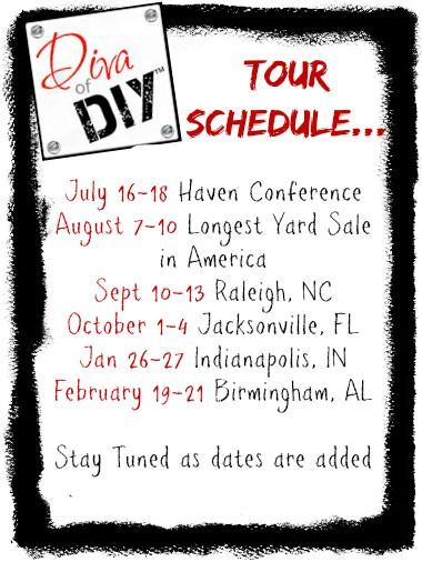 DivaofDIYtourSchedule15