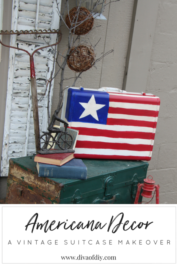 4th of july americana decor
