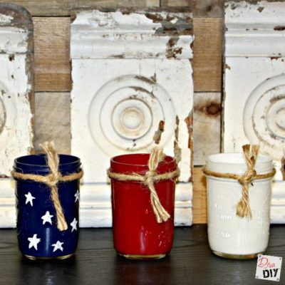 How to Make An Easy Mason Jar Craft for Holiday Decorations