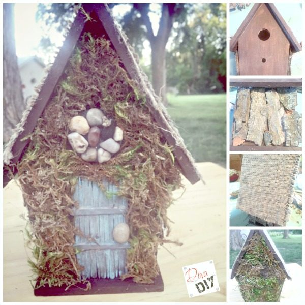 how to make a fairy garden that is easy and inexpensive. Black Bedroom Furniture Sets. Home Design Ideas