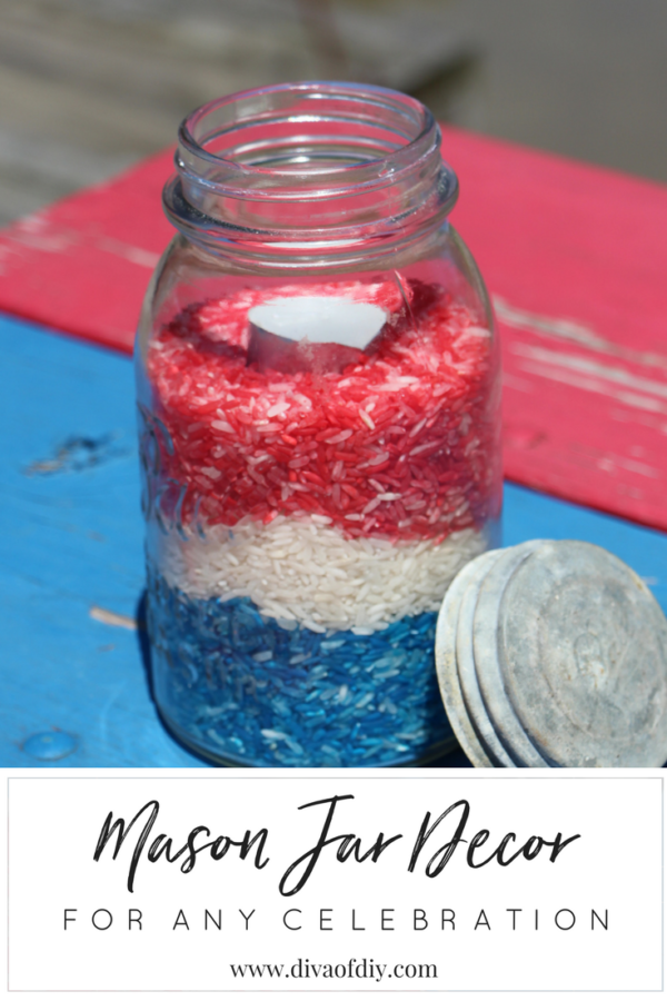 Easy Mason Jar Decor: How to Decorate for Any Celebration