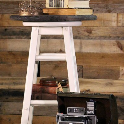 How to hack an old bar stool