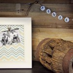 This DIY frame idea is perfect for photos, recipes , memos and so much more. It also makes the perfect gift.