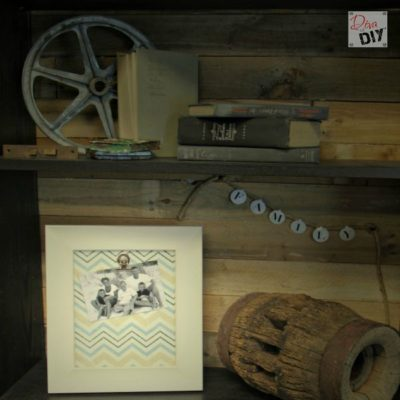 Make Easy Quick Change Picture Frames and Memo Boards
