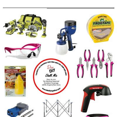 Gift Guide For All Things DIY