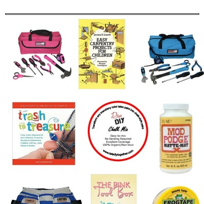 The Ultimate Gift Guide For DIY Kids