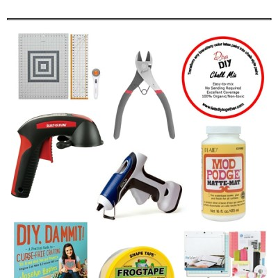The Ultimate Gift Guide For The Crafter