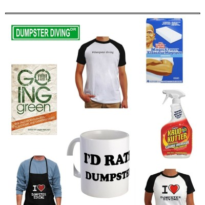 Gift Guide For The Dumpster Diver
