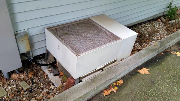 lake viking air conditioner