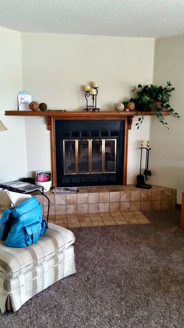 lake viking fireplace