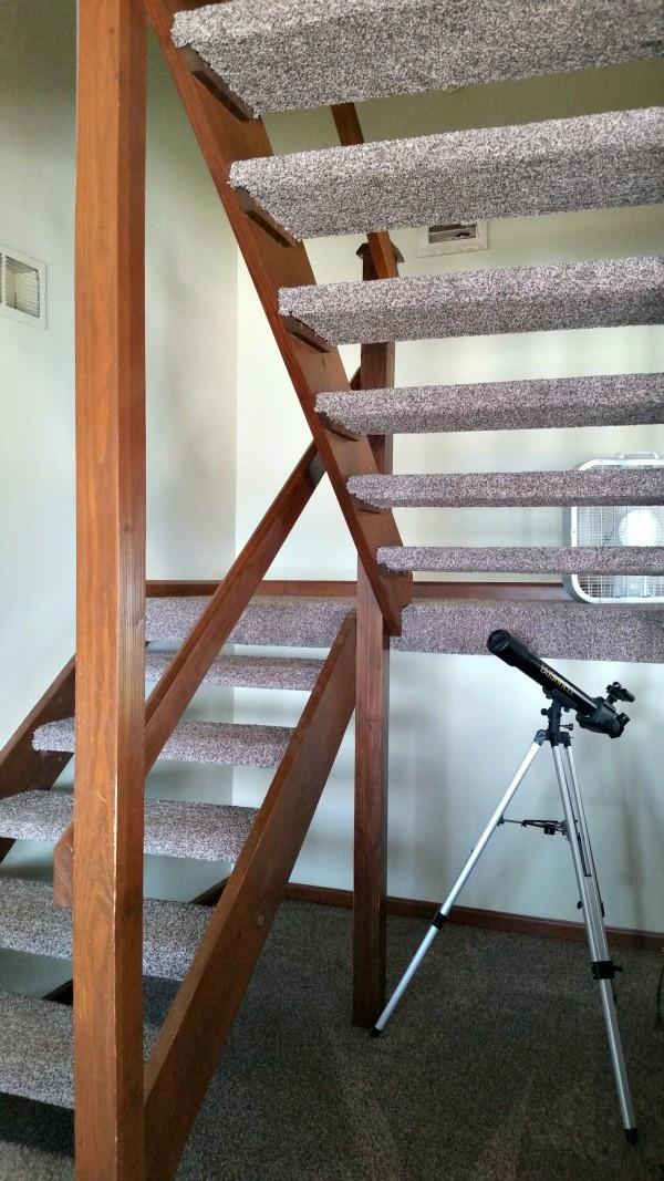 lake viking staircase