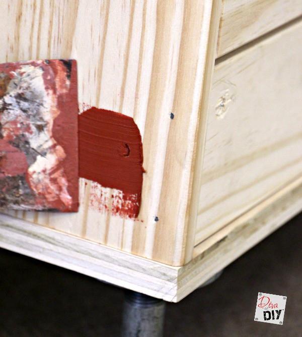furniture vanity ikea dresser hack