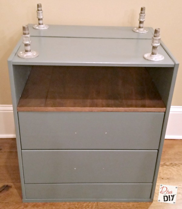 furniture vanity ikea dresser hack